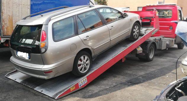 carro attrezzi demolizione auto